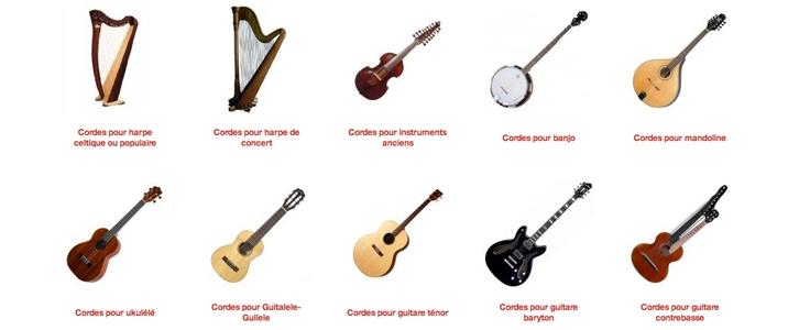 Cordes instruments archet et autres magasin de musique 1196 gland - 100 pics solution instrument de musique ...