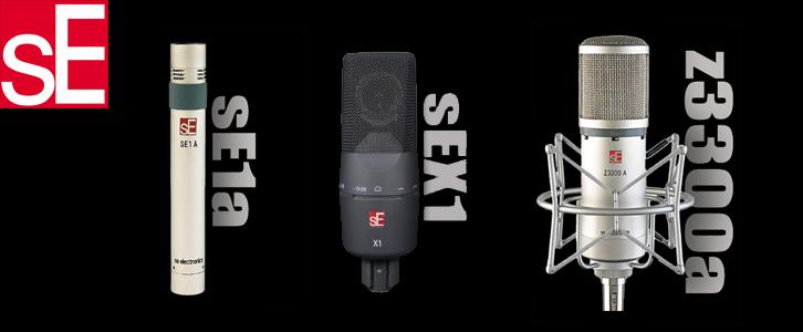 se electronics microphone magasin de musique 1196 gland. Black Bedroom Furniture Sets. Home Design Ideas